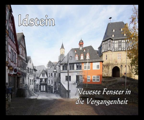 Idstein – Neueste Fenster in die Vergangenheit (2016)