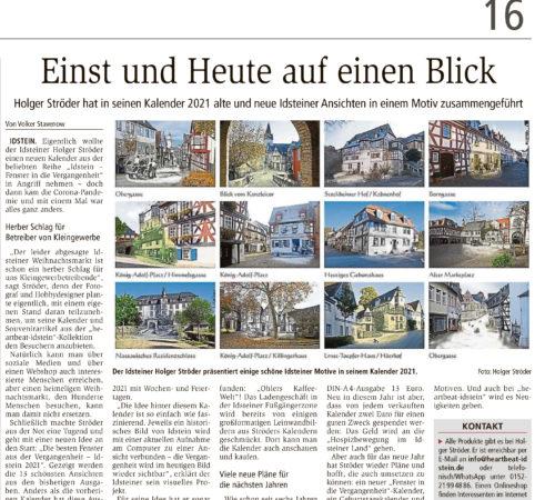 Wiesbadener Kurier 30.11.2020